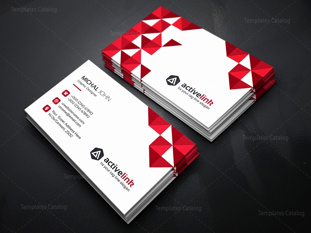 Business Card with Picture Template Inspirational Activelink Business Card Template Template Catalog