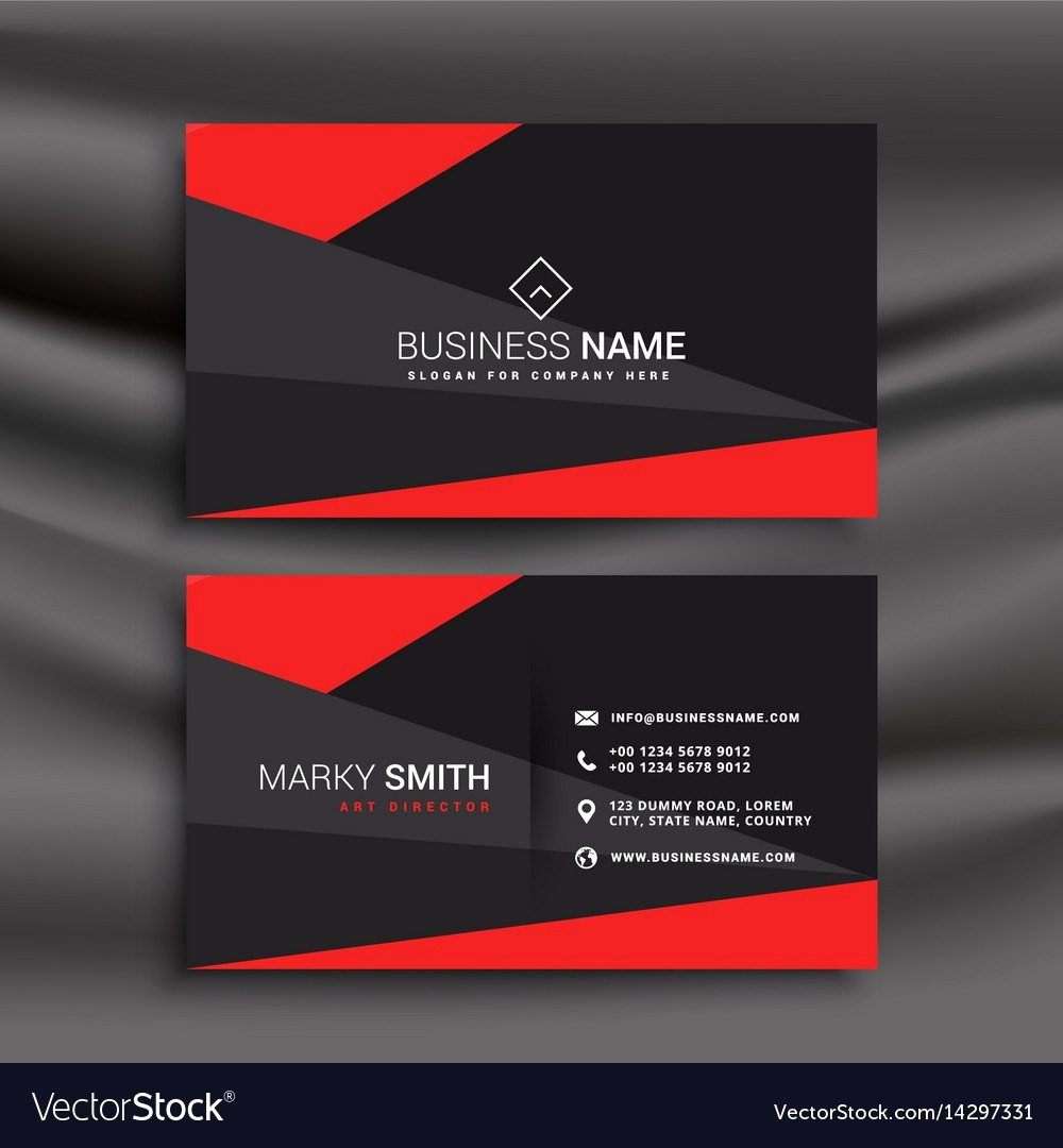 Business Card with Picture Template Unique Free Creative Business Card Templates