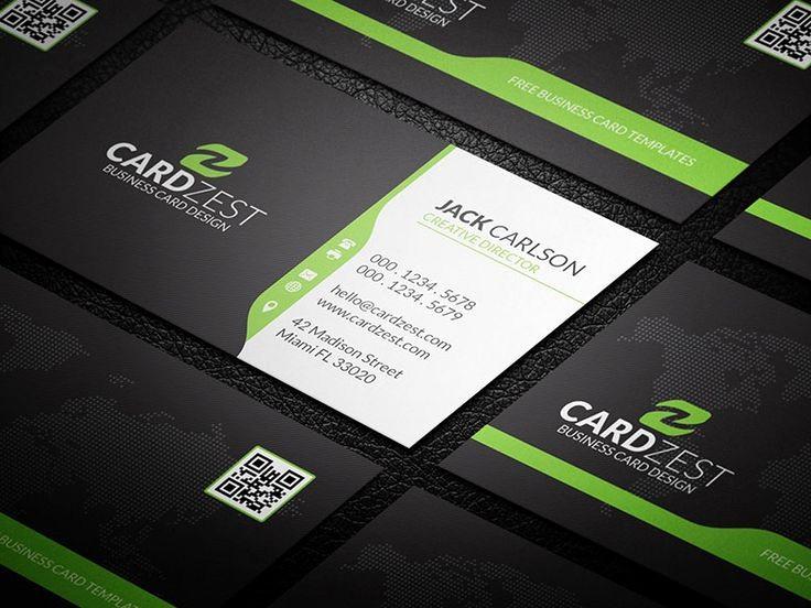 Business Cards Samples Free Download Elegant 201 Best Free Business Card Templates Images On Pinterest