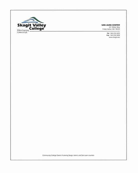 Business Letter format Microsoft Word Awesome Word Letterhead Template