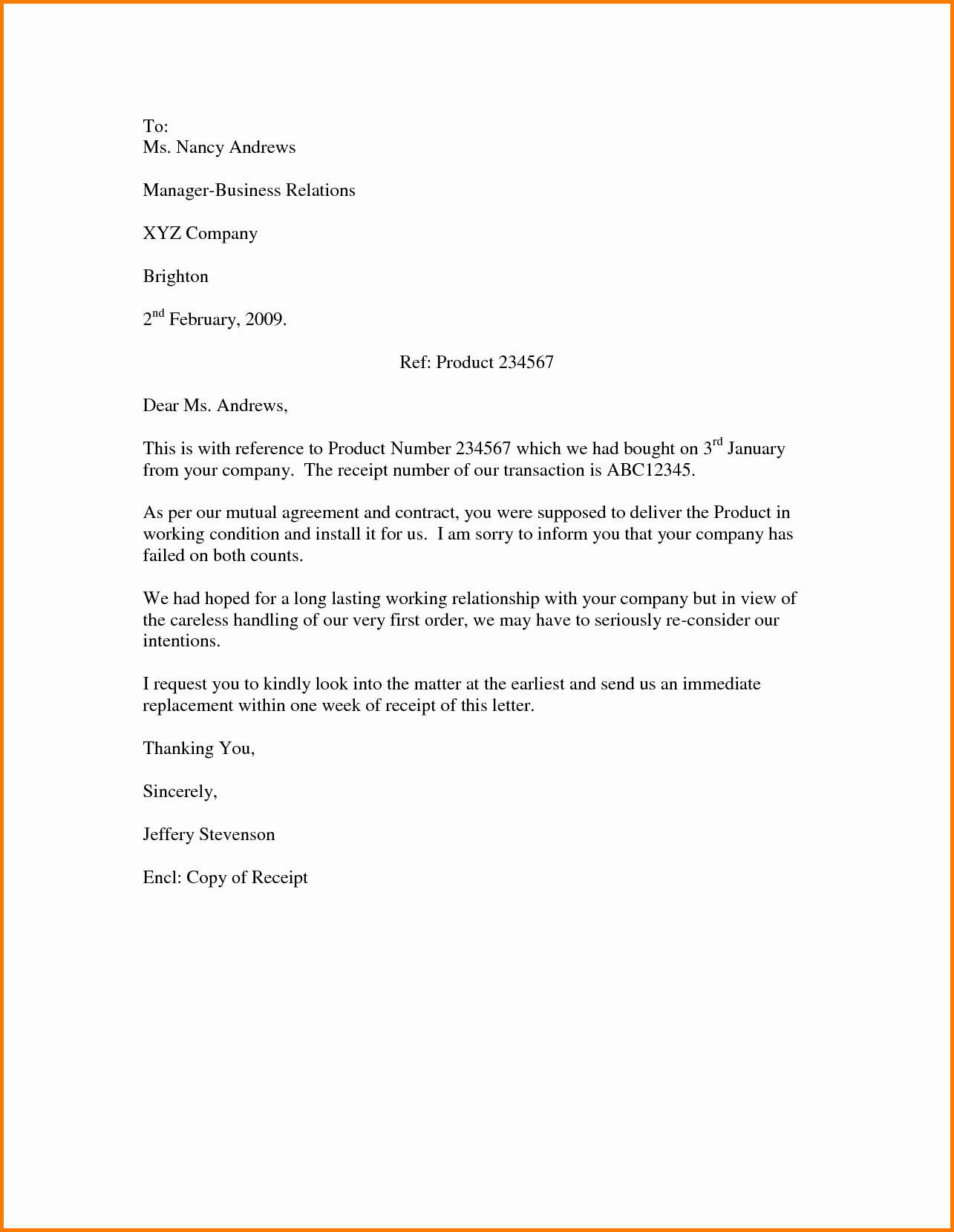 Business Letter format Template Word Fresh How to Do A Business Letter format Word Business