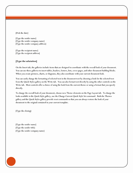 Business Letter format Template Word Fresh Microsoft Word Business Letter Template Letter Equity