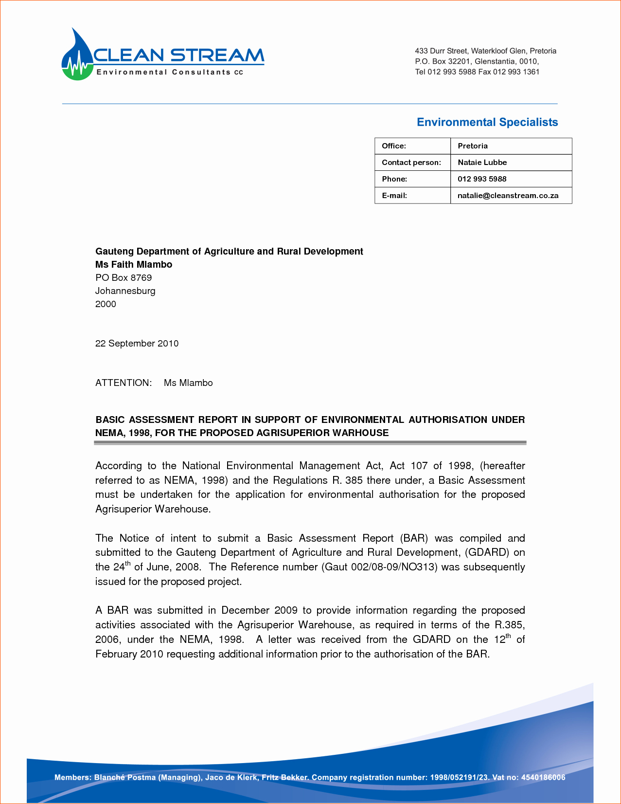 Business Letter format Template Word Inspirational 8 Microsoft Word Business Letter Template