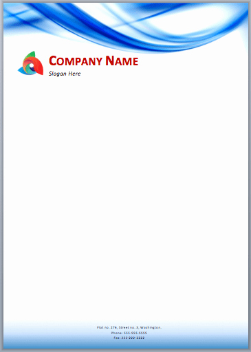 Business Letterhead Templates Free Download Fresh 33 Free Letterhead Templates In Word Excel Pdf