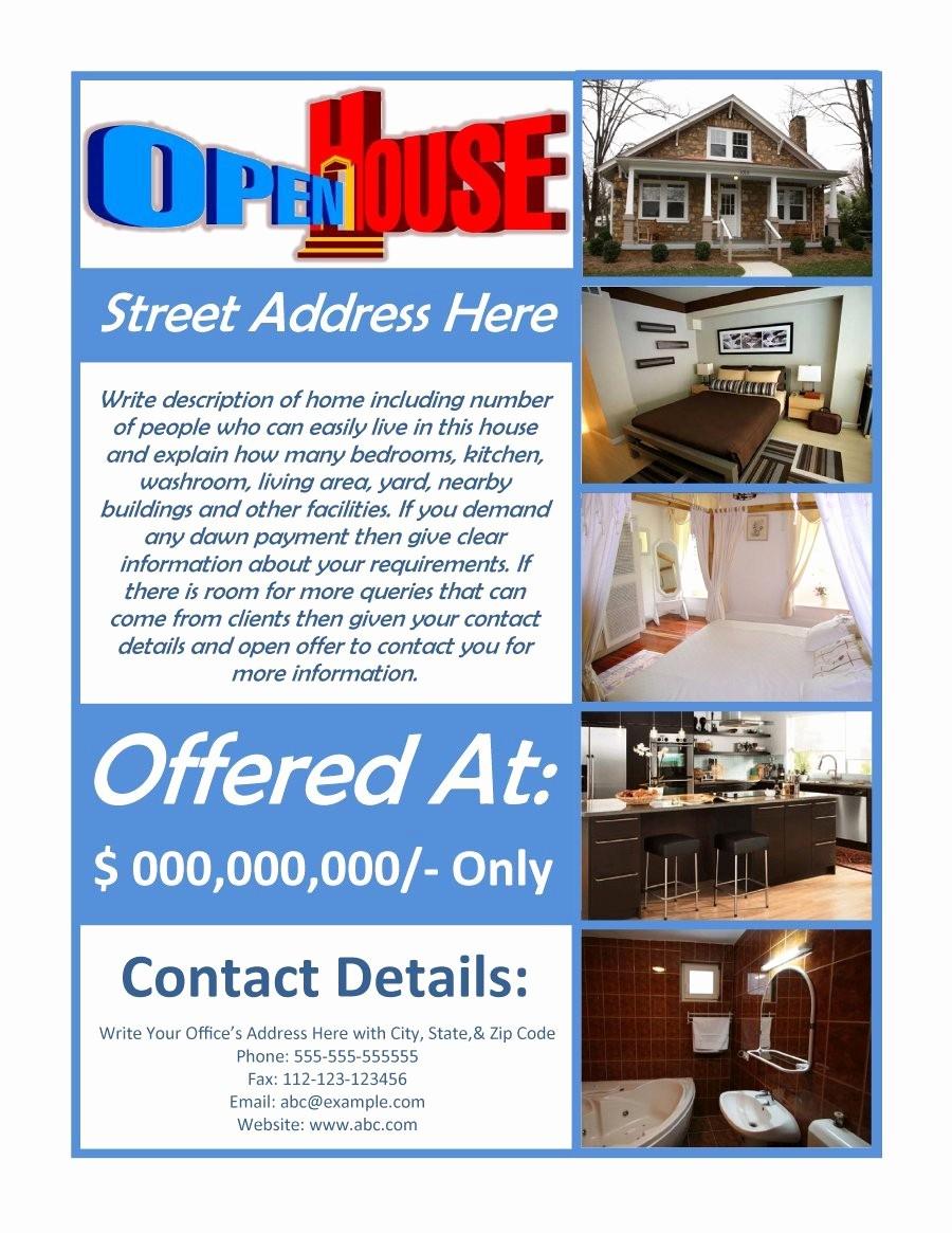 Business Open House Flyer Template Beautiful 41 Amazing Free Flyer Templates [event Party Business
