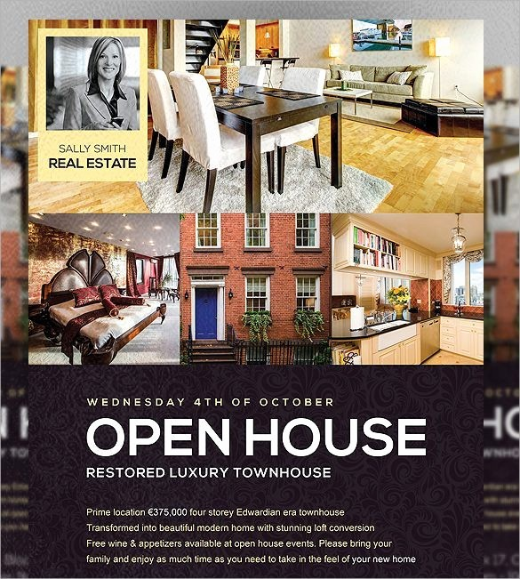 Business Open House Flyer Template Beautiful Open House Flyer Templates Word Excel Samples