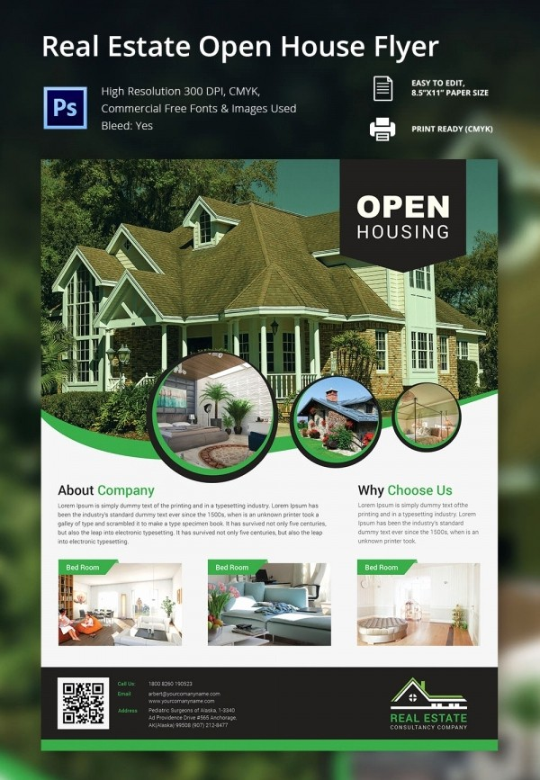 Business Open House Flyer Template Fresh 67 Business Flyer Templates – Free Psd Illustrator