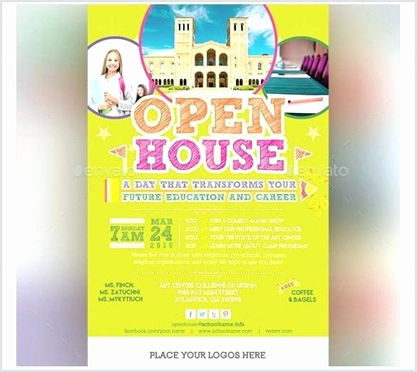 Business Open House Flyer Template Inspirational Business Open House Invitation Templates Fitted and Blue
