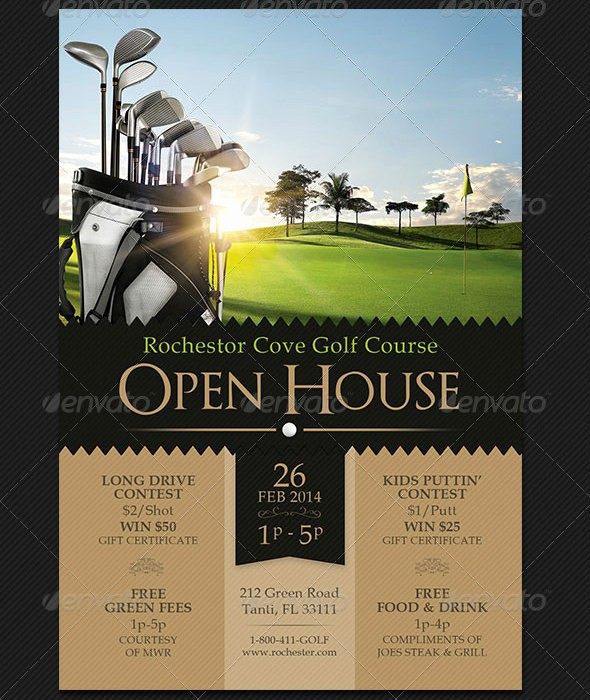 Business Open House Flyer Template Inspirational Open House Flyer Templates – 39 Free Psd format Download