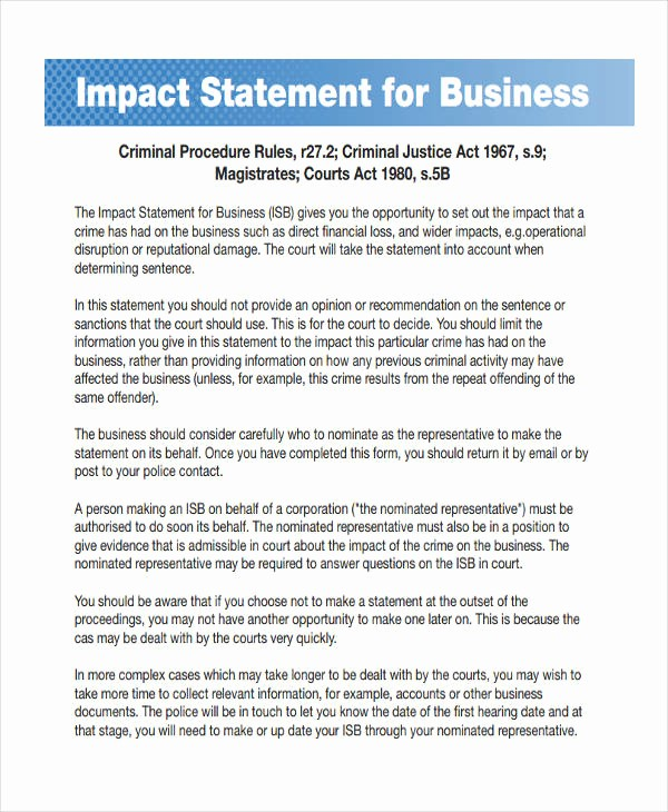 Business P&l Statement New 9 Business Statement Examples & Samples