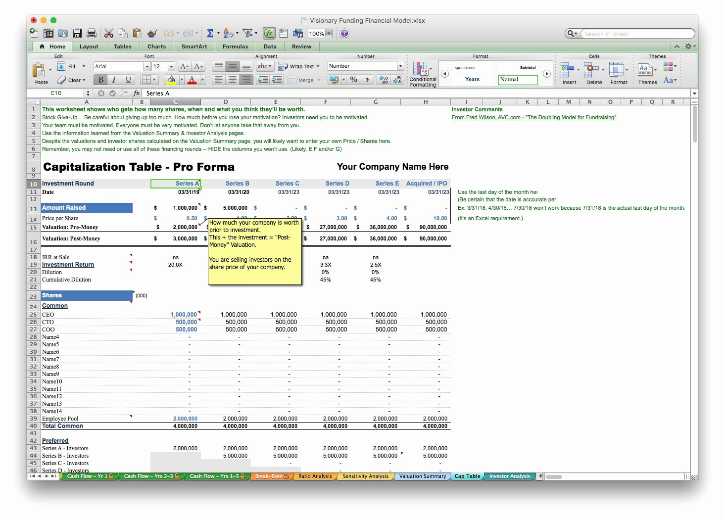 Business Plan Financial Projections Excel Beautiful Business Plan Financial Model Template Bizplanbuilder