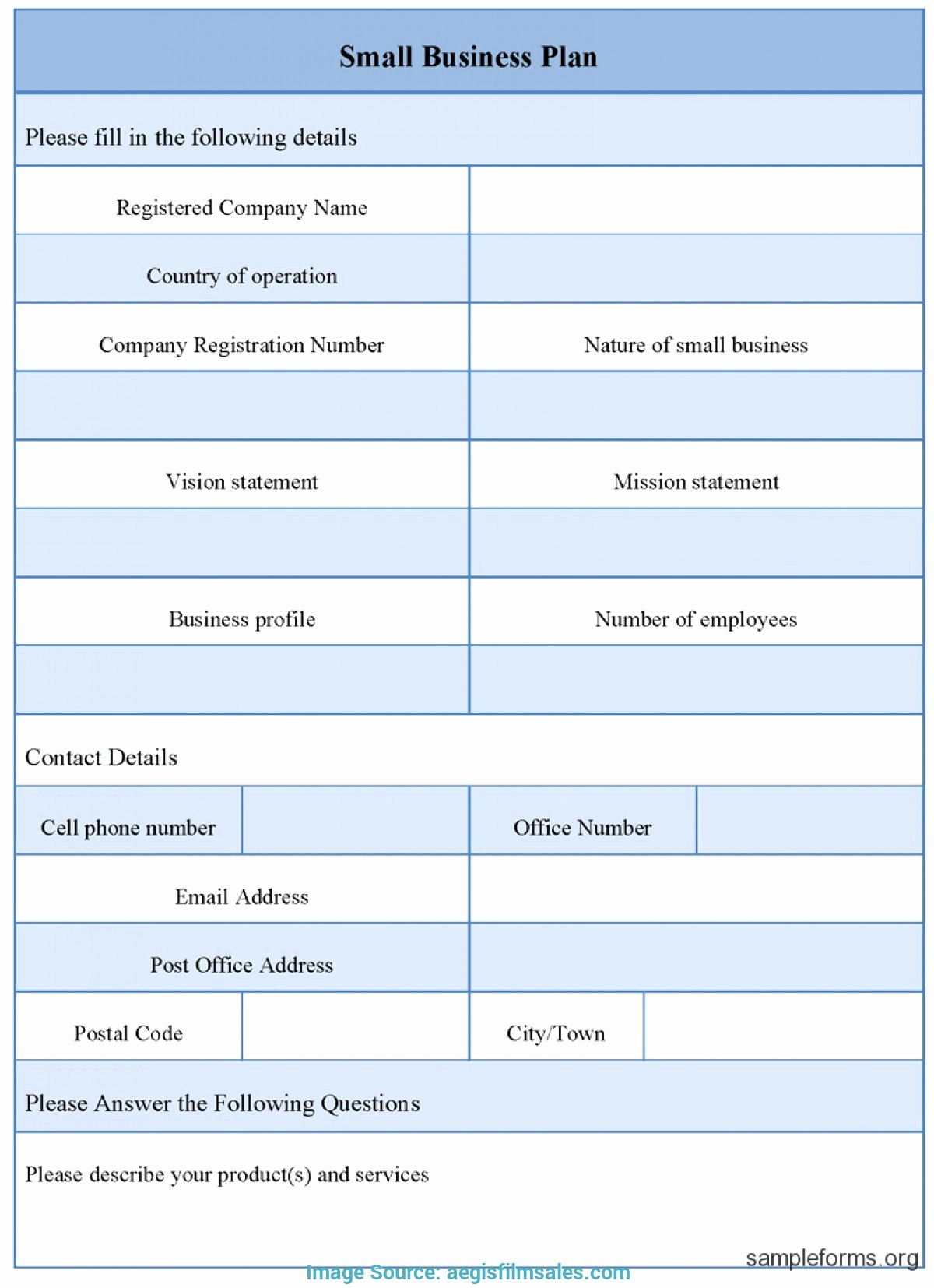 Business Plan Template .doc New Small Business Plan Template Doc New Interview Business