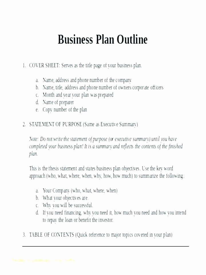 Business Plan Title Page Example Fresh Business Plan Cover Sheet Professional Business Plan Cover