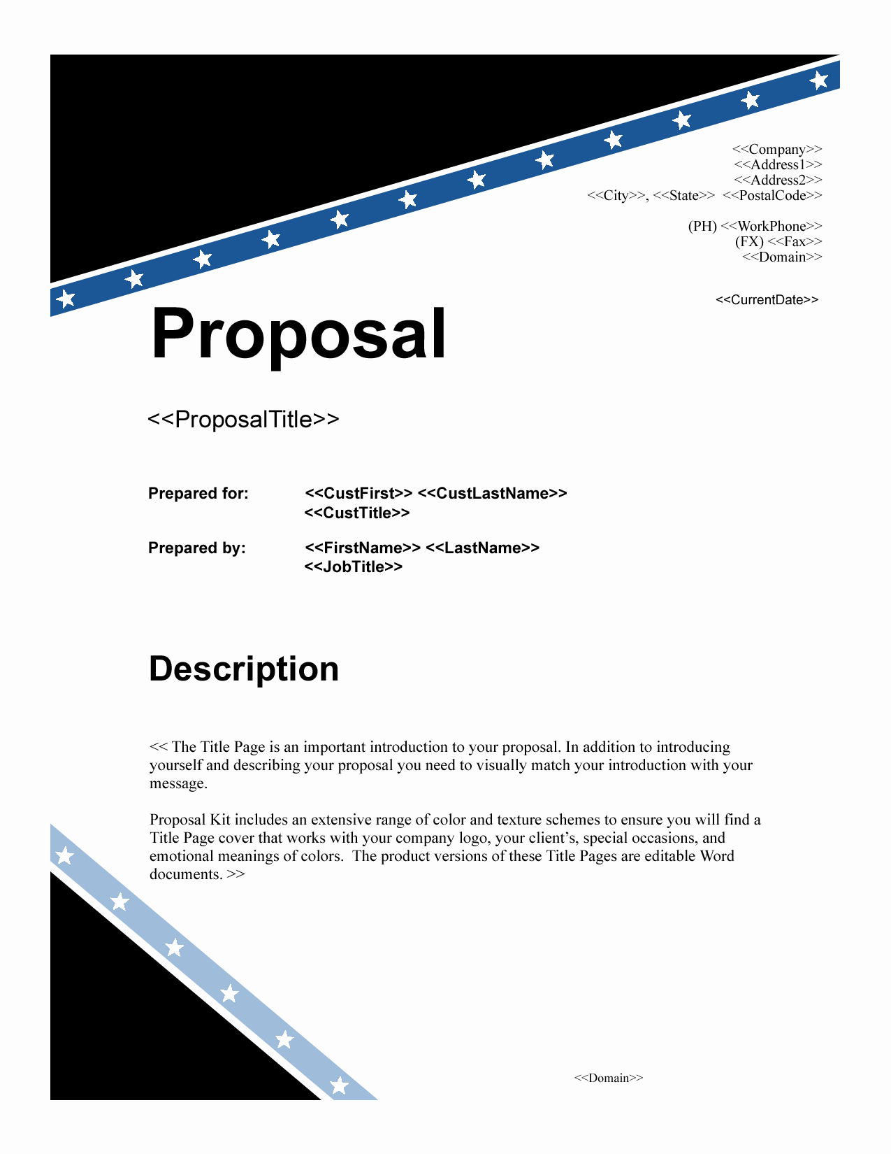 Business Proposal Cover Page Template Inspirational Best S Of Sample Proposal Cover Page Business