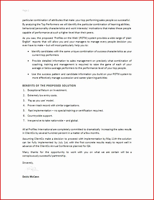 Business Proposal Sample for Services Lovely Free Printable Business Proposal form Generic