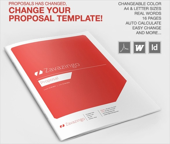 Business Proposal Template Microsoft Word Elegant 31 Free Proposal Templates Word