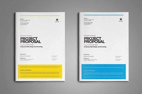 Business Proposal Template Microsoft Word Inspirational 31 Free Proposal Templates Word