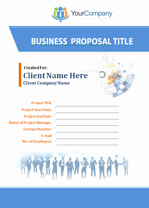 Business Proposal Template Microsoft Word Inspirational Business Proposal Template