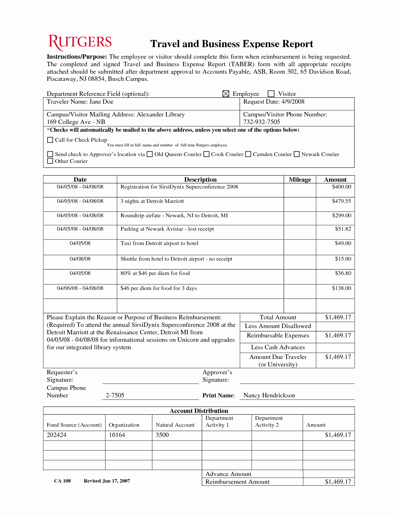 Business Travel Expense Report Template Beautiful 10 Best Of Employee Travel Expense Report form