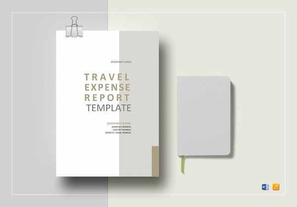Business Travel Expense Report Template Beautiful Travel Bud Template 13 Free Word Excel Pdf