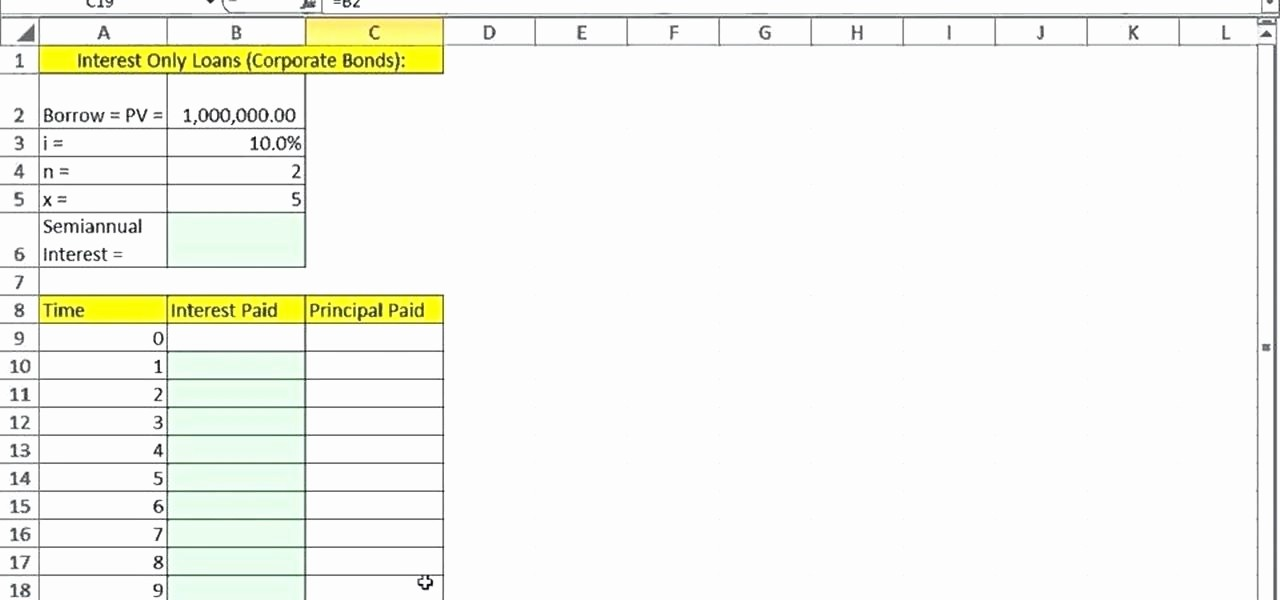Calculate Monthly Mortgage Payment Excel Best Of How to Calculate Monthly Payment In Excel – Baroqub