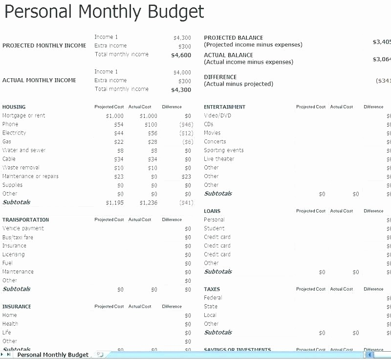 Calculate Monthly Mortgage Payment Excel Inspirational Credit Card Payment Calculator Excel Interest Template