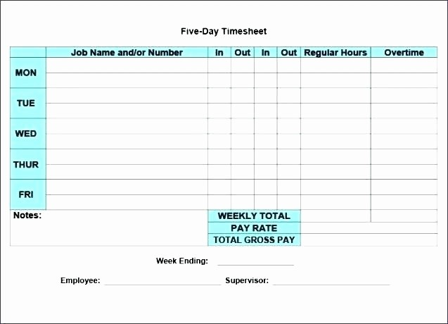 Calculate Time Card In Excel Awesome Excel Time Card Calculator – Liconlineub