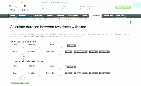 Calculate Time Card In Excel Best Of Time Calculator In Excel Time Card Calculator Bi Weekly