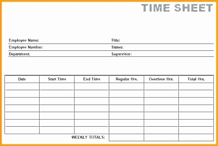 Calculate Time Card In Excel Fresh Time Calculator In Excel Time Card Calculator Bi Weekly
