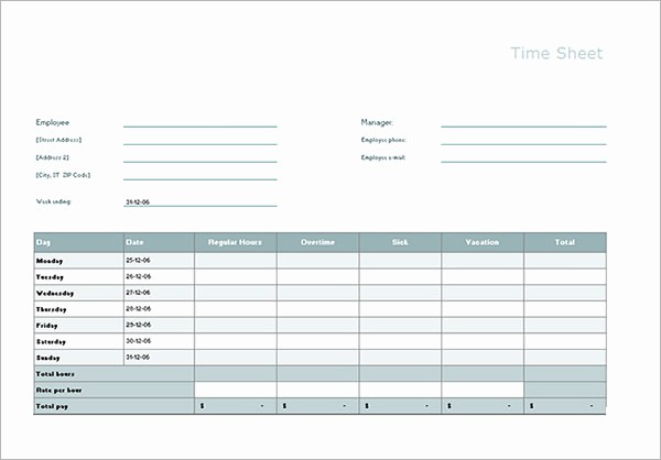 Calculate Time Card In Excel New 17 Timesheet Calculator Templates to Download for Free