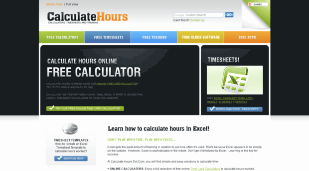 Calculate Time Card In Excel Unique Excel formula Calculate Hours Worked Military Time Time