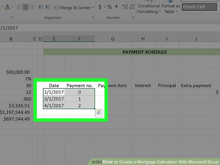 Calculating Mortgage Payment In Excel Elegant 3 Ways to Create A Mortgage Calculator with Microsoft Excel