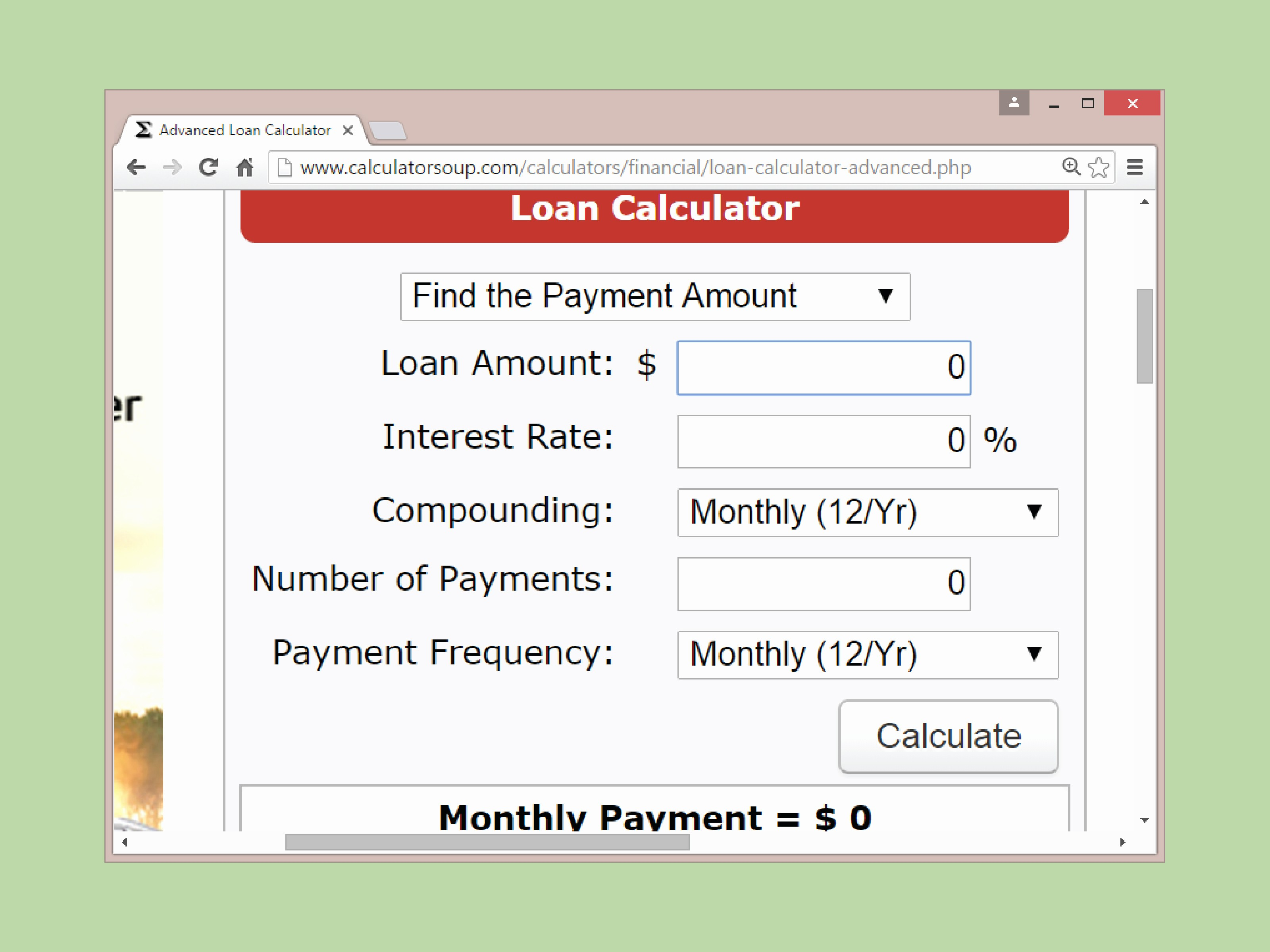 Calculating Mortgage Payment In Excel Unique 2 Easy Ways to Calculate An Annual Payment On A Loan