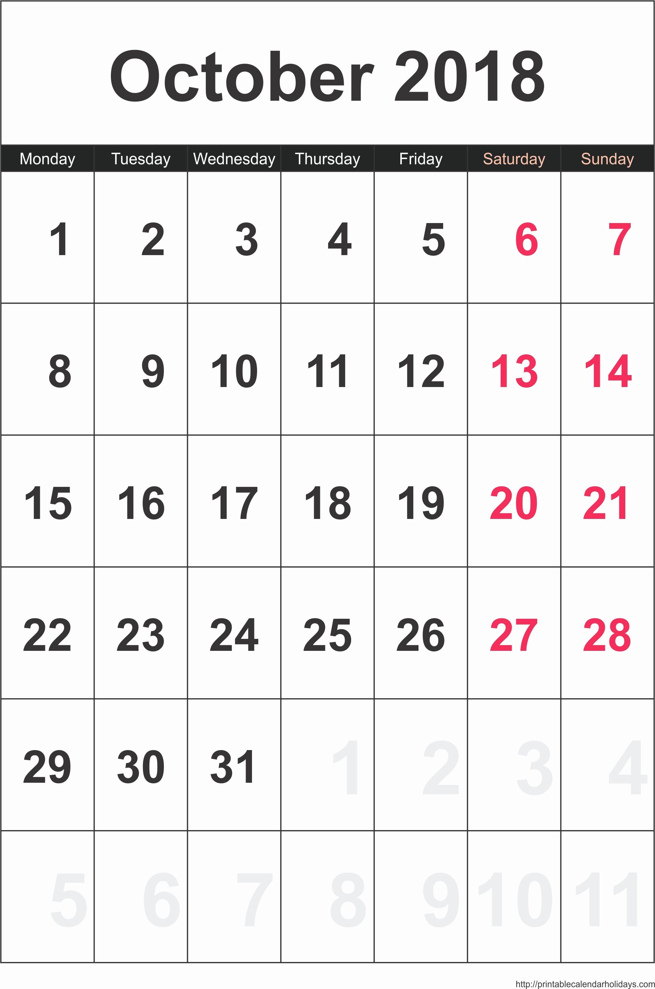 Calendar 2016 Printable with Holidays Luxury Monthly Calendars Archives Free Printable Calendar 2016
