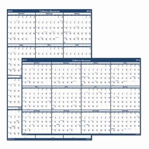 Calendar 2016 to Write On Luxury Recycled Laminated Write Wipe F Jumbo Yearly Wall