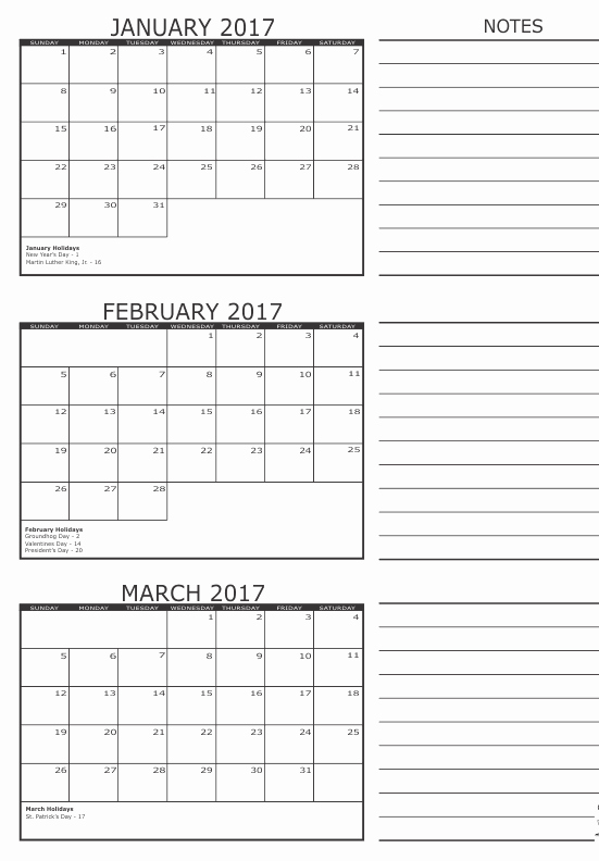 Calendar 2017 Monday to Sunday Lovely February 2017 Calendar Monday to Sunday Calendar and