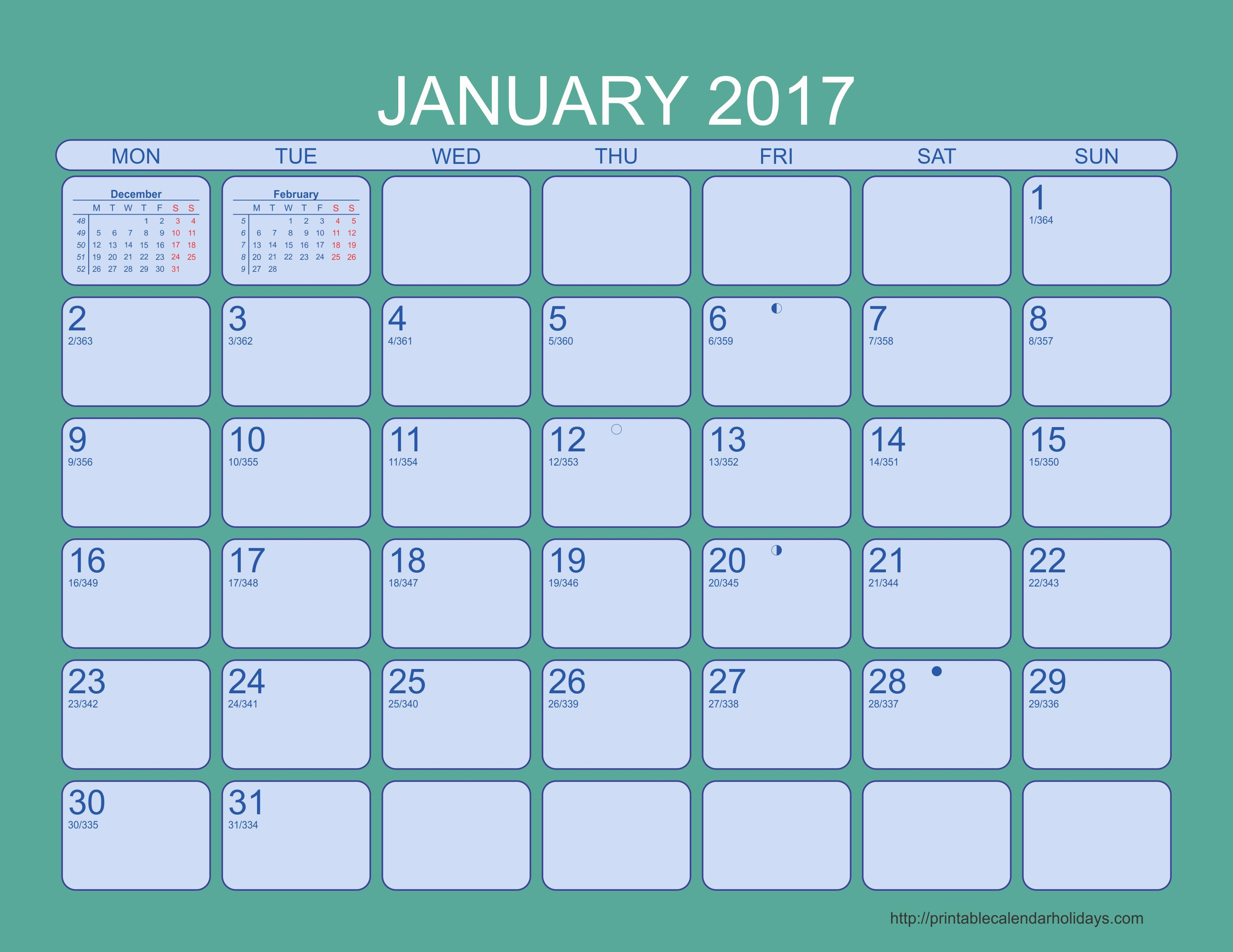 Calendar 2017 Template with Holidays Beautiful Monthly Calendar 2017 Archives Free Printable Calendar