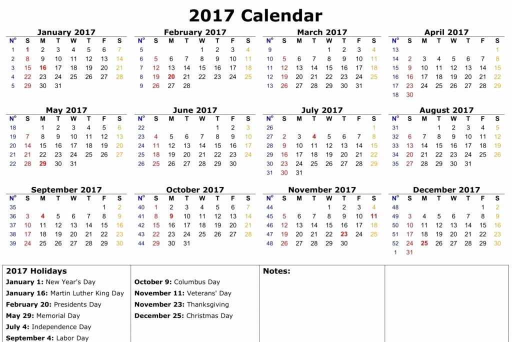 Calendar 2017 Template with Holidays Elegant 2017 Calendar with Holidays [us Uk Canada]
