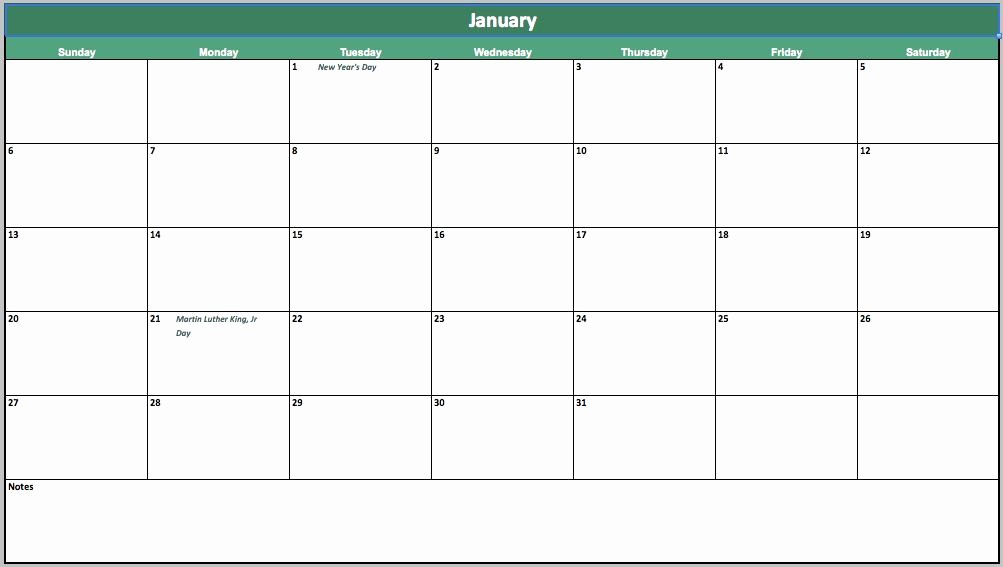Calendar Of events Template 2015 Fresh Calendar events Template