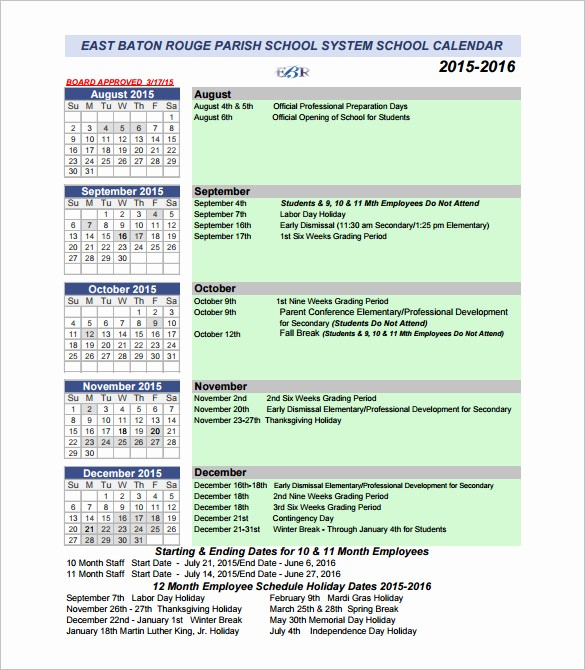 Calendar Of events Template 2015 Luxury 14 event Schedule Templates Word Excel Pdf