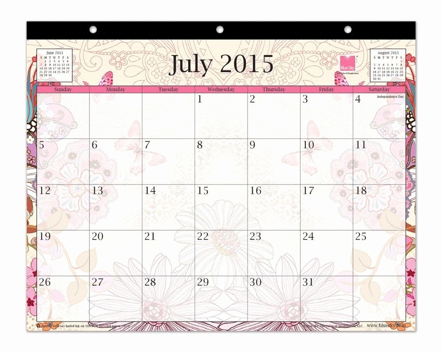 Calendar Of events Template Word Awesome July 2015 Calendar events Get An Exclusive Collection Of