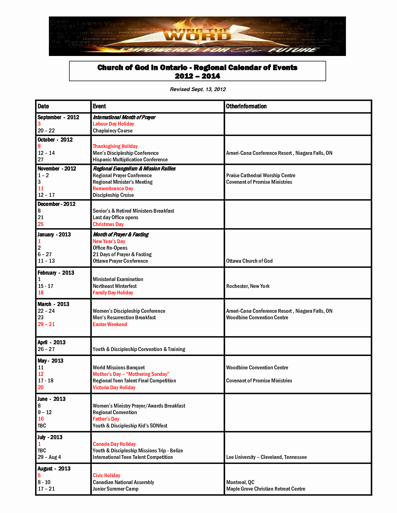 Calendar Of events Template Word Inspirational Best S Of events Schedule Template Microsoft Word