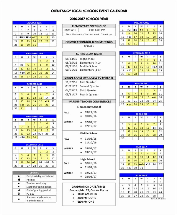 Calendar Of events Template Word Luxury event Calendar Templates 9 Free Word Pdf format