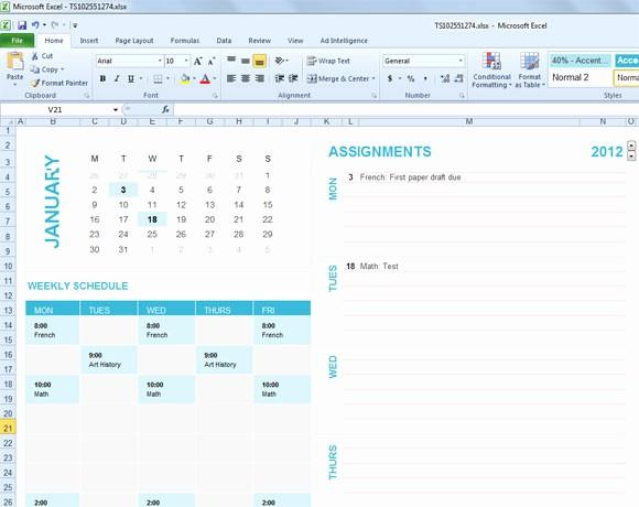 Calendar On Microsoft Word 2010 Awesome Microsoft Word 2010 Calendar Template 2014 Free Student