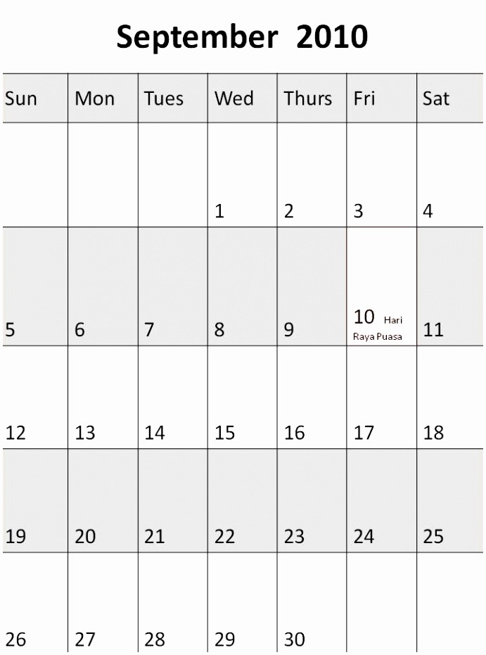 Calendar On Microsoft Word 2010 Beautiful 5 2015 Calendar Template Word 2010 Tubif