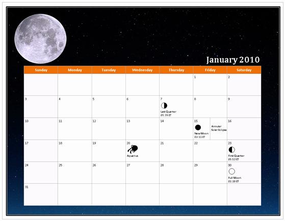 Calendar On Microsoft Word 2010 Best Of Barry S Blog January 2012