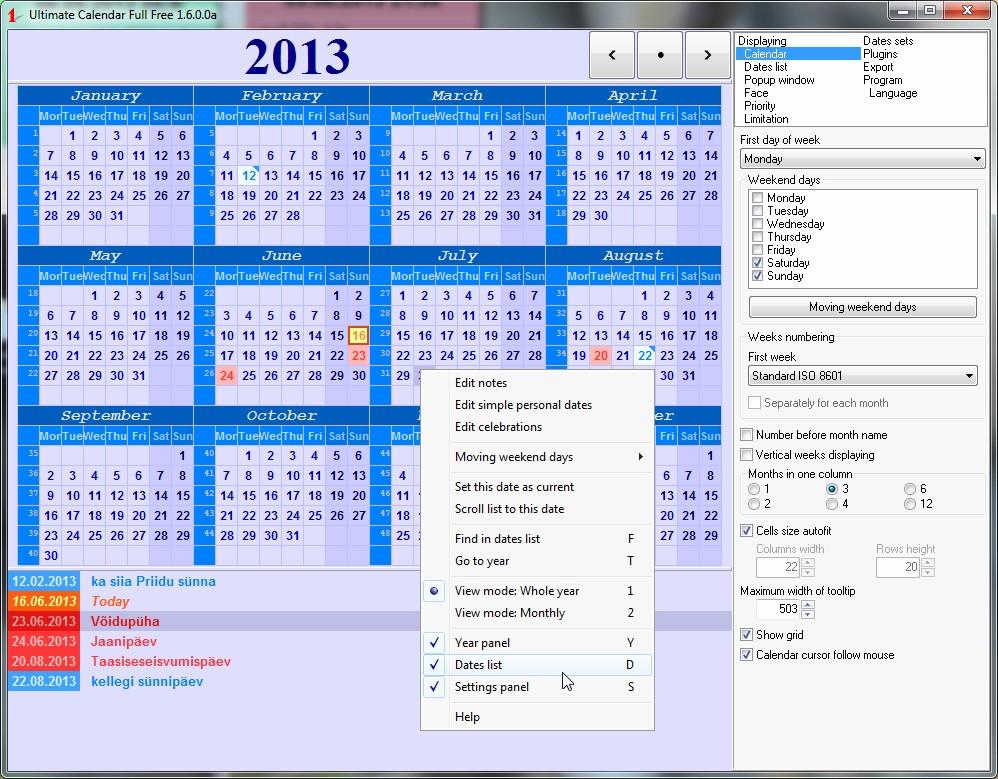 Calendar On Microsoft Word 2010 Elegant Printable Calendar 2014 2013 2012 2011 2010 2009 Ml