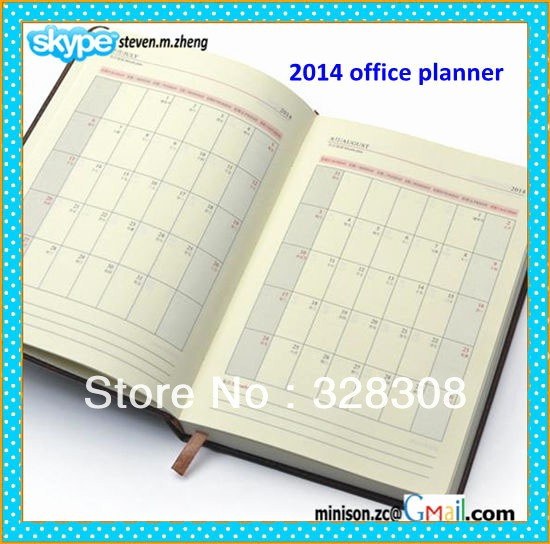 Calendar One Day Per Page Unique 2014 Daily Planner [1 Day Per Page] Weekly Monthly