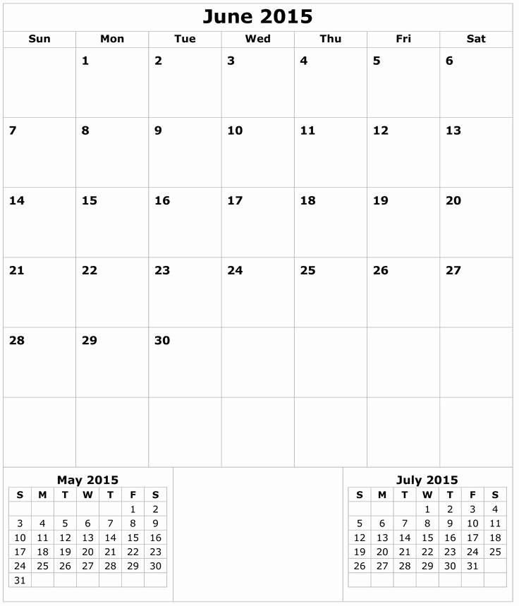 Calendar Template for June 2015 Inspirational 36 Best Images About June 2015 Calendar On Pinterest