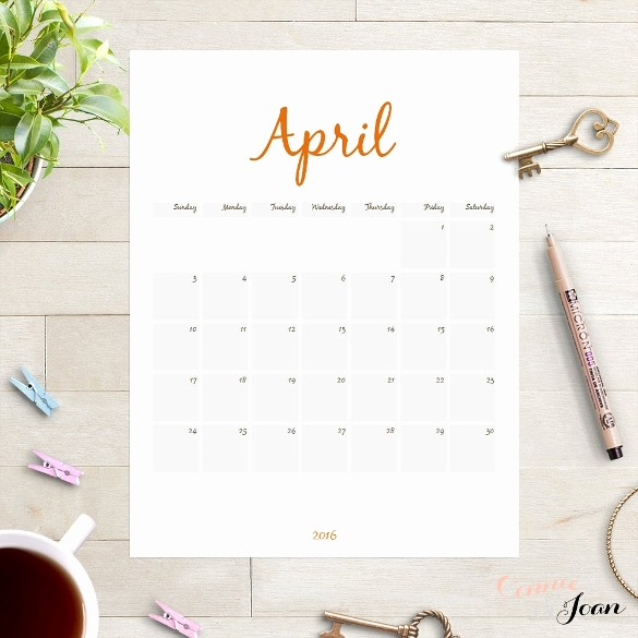 Calendar Template for Ms Word New 16 Printable Microsoft Word Calendar Templates